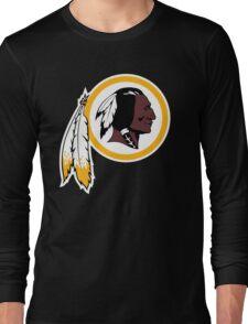 Redskins Orioles Long Sleeve T-Shirt