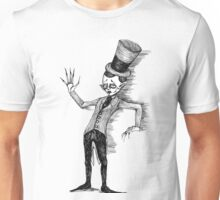 Side show performer Unisex T-Shirt