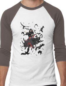 uchiha itachi style Men's Baseball ¾ T-Shirt