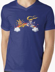 R. Pika Mens V-Neck T-Shirt