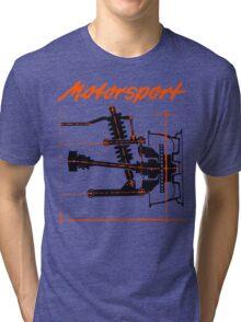 motorsport shirt Tri-blend T-Shirt