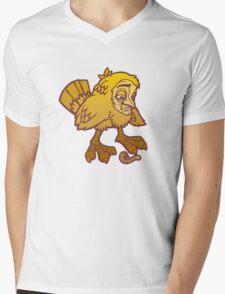 early bird Mens V-Neck T-Shirt