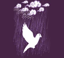 Crying Doves Womens Fitted T-Shirt