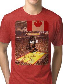 Views - The Raptors  Tri-blend T-Shirt
