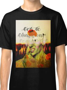How To Disappear Completely Classic T-Shirt