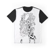 giraffe dream (v.2) Graphic T-Shirt