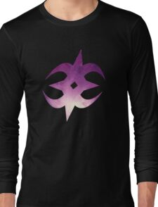 Nohrian Emblem Galaxy Long Sleeve T-Shirt