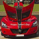 Happy Father's Day! by Sandra Cockayne
