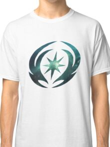 Vallite Emblem Galaxy Classic T-Shirt