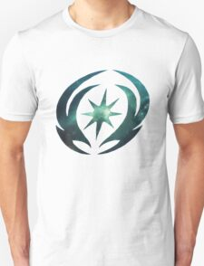 Vallite Emblem Galaxy T-Shirt