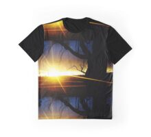 Captured By Light Graphic T-Shirt