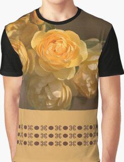 Romantic Roses Graphic T-Shirt