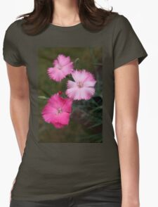 Pinks Womens Fitted T-Shirt