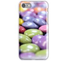 Colourful Chocolate Coated Candy iPhone Case/Skin