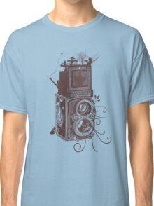 Retro Rolleiflex - Evolution of Photography - Vintage #2 Classic T-Shirt