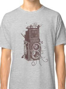 Retro Rolleiflex - Evolution of Photography - Vintage #2 Classic T-Shirt