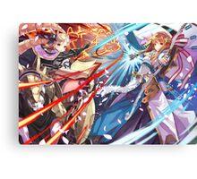 Fire Emblem Fates - Elise & Sakura Canvas Print