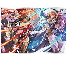 Fire Emblem Fates - Elise & Sakura Poster
