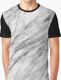 Carrara marble Graphic T-Shirt