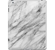 Carrara marble iPad Case/Skin
