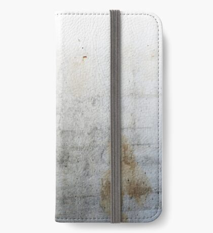 Concrete Style iPhone Wallet/Case/Skin