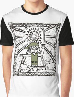 Hero of Legends Graphic T-Shirt