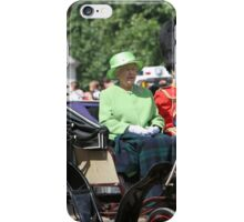 Her Majesty The Queen iPhone Case/Skin