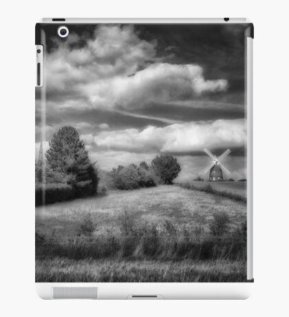 Thaxted Mill I BW iPad Case/Skin