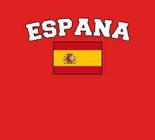 Espana Spain Supporters Unisex T-Shirt