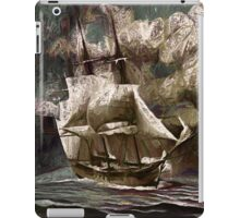 USS Constellation Engages the Insurgence iPad Case/Skin