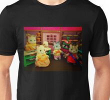 Sylvanian Families ~ Cats at the Bakery Unisex T-Shirt