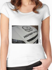 NSW HWP. Women's Fitted Scoop T-Shirt