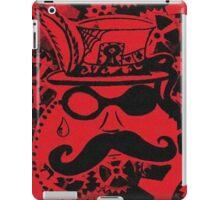 Steampunk Face iPad Case/Skin