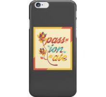 Passionate iPhone Case/Skin