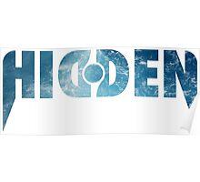 Hidden Sea Poster