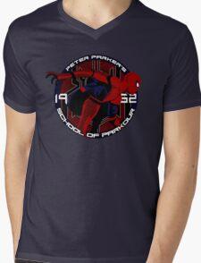 Spider Man - Peter Parker's School of Parkour T-Shirt