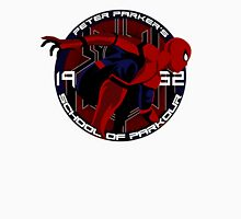 Spider Man - Peter Parker's School of Parkour Unisex T-Shirt