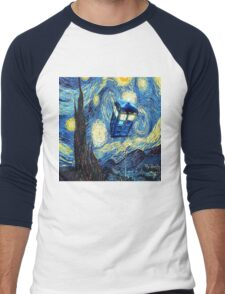 Van Gogh Men's Baseball ¾ T-Shirt