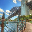 A Different Angle On The Bridge by Michael Matthews