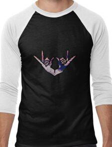Fingers Men's Baseball ¾ T-Shirt