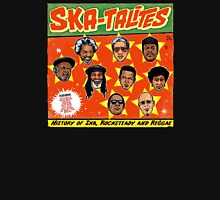 SKATALITES : HISTORY OF SKA, ROCKSTEADY AND REAGGE Unisex T-Shirt