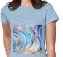 Gentle Summer breeze Womens Fitted T-Shirt
