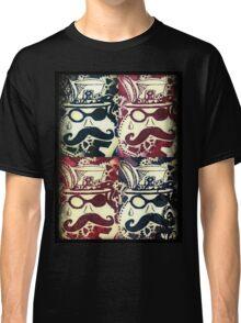 Steampunk Faces  Classic T-Shirt