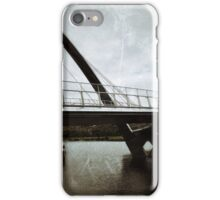 The long Walk.... iPhone Case/Skin