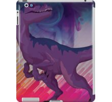 Velociraptor Last Moments iPad Case/Skin