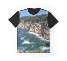 rocky waves  Graphic T-Shirt