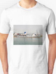 Panagia Tinou sinking, Athens T-Shirt