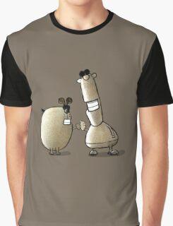 Shades Graphic T-Shirt
