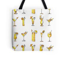 Cocktails...!!! Tote Bag
