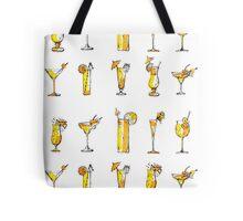 Cocktails...!!! Tote Bag